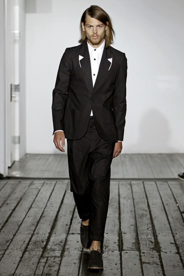 NY Fashion Week \ Spring 2011. Изображение № 93.