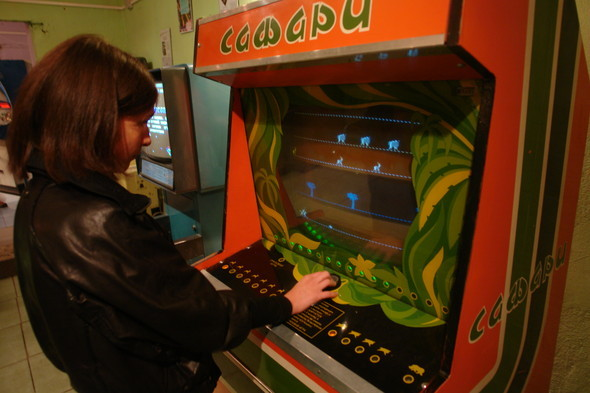 Музей работающих советских игровых автоматов. Изображение № 10.