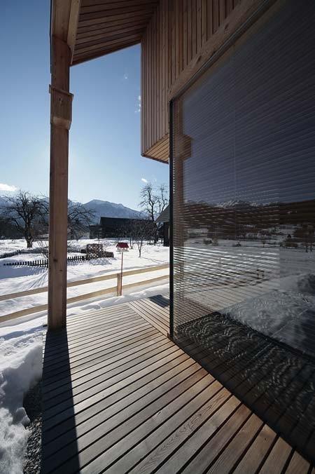 Альпийский домик. Изображение № 4.