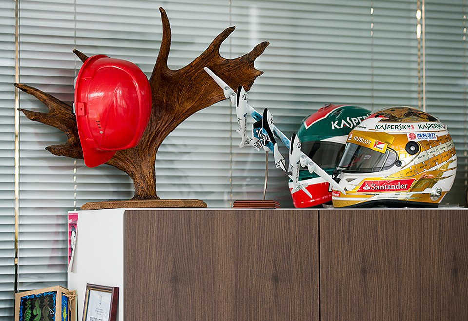 Что происходит в новом офисе Лаборатории Касперского. Изображение № 15.