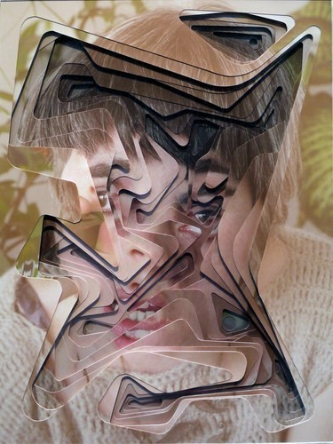 """Изображение 5. Новая серия """"Непортрет"""" Лукаса Симоеса.. Изображение № 5."""