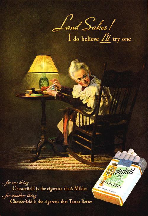 Винтажная реклама табака. Изображение № 10.