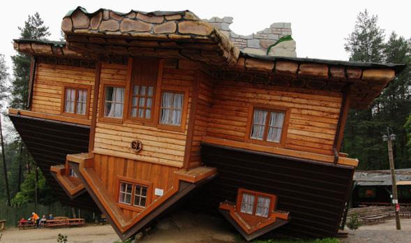 Upside Down Houses. Изображение № 5.
