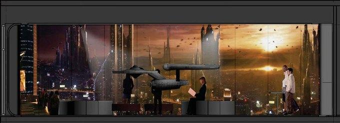 В Вашингтоне откроется музей научной фантастики. Изображение № 1.