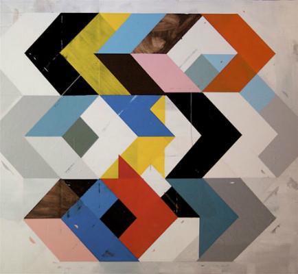 Точка, точка, запятая: 10 современных абстракционистов. Изображение № 46.