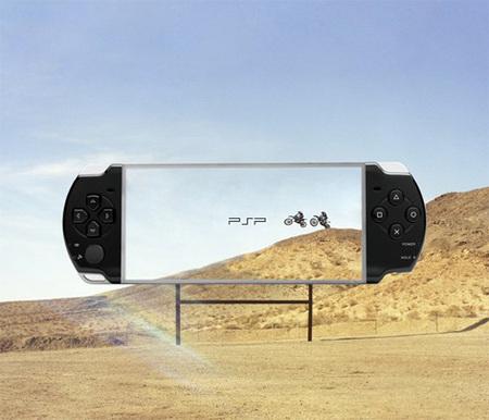 Реклама PSP, которой никогда небудет. Изображение № 3.
