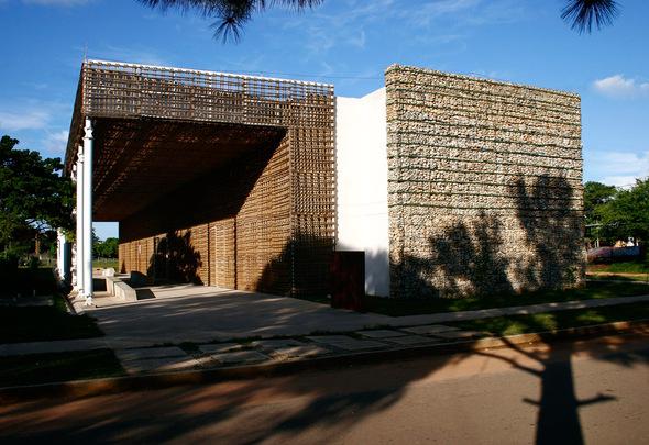 Villanuevas Public Library. Изображение № 1.