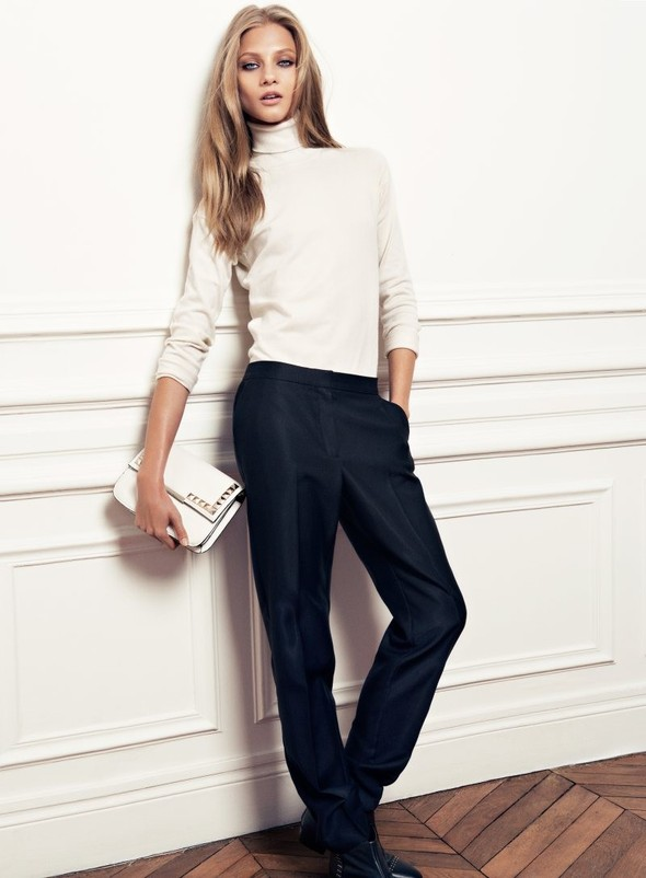 Лукбуки: H&M, Free People, Mango и Zara. Изображение № 34.