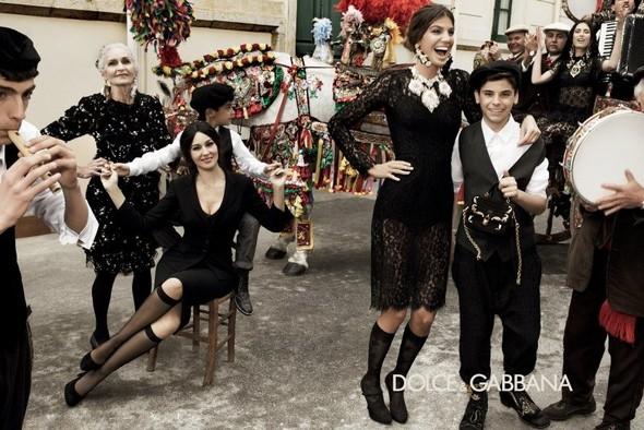 Кампании: Marc Jacobs, Dolce & Gabbana и другие. Изображение № 14.