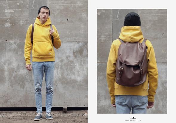 Изображение 8. Летняя коллекция рюкзаков от Asya Malbershein.. Изображение № 15.