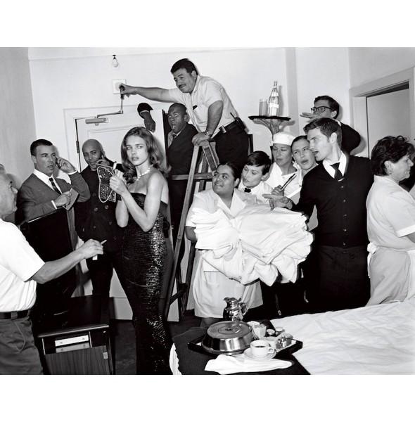 Изображение 45. Съемки: AnOther Man, Interview, Madame Figaro и Vogue.. Изображение № 44.