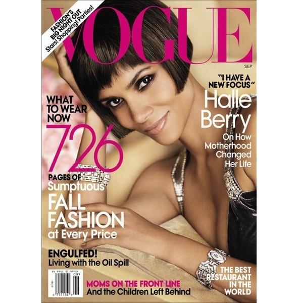 7 обложек сентябрьских номеров Vogue. Изображение № 2.