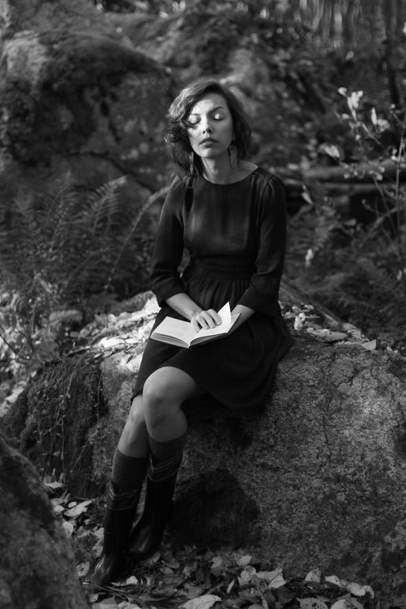 Осень. Поэт Мария Кузьмина. Изображение № 4.