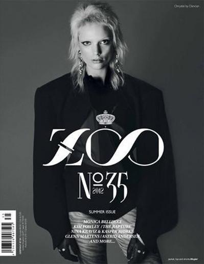 Обложки: Candy, Vogue, T и другие. Изображение № 2.