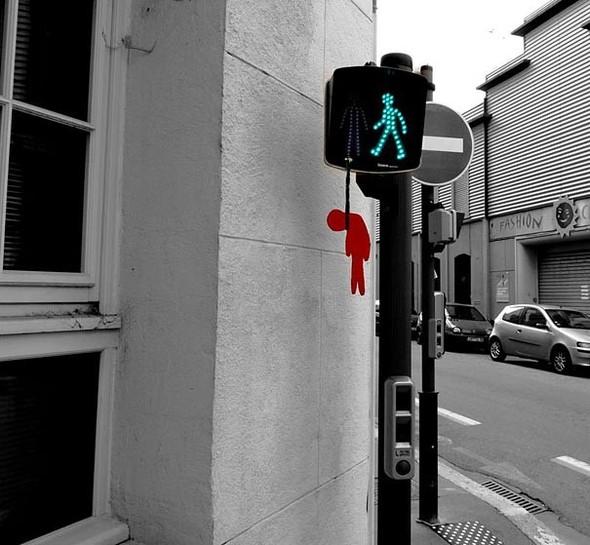 Креативный street-art. Изображение № 7.