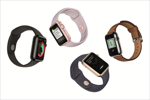 Показаны новые цвета для бюджетных Apple Watch. Изображение № 2.