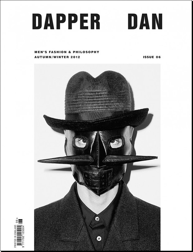 Vogue, Fashion For Men и Man About Town показали новые обложки. Изображение № 8.