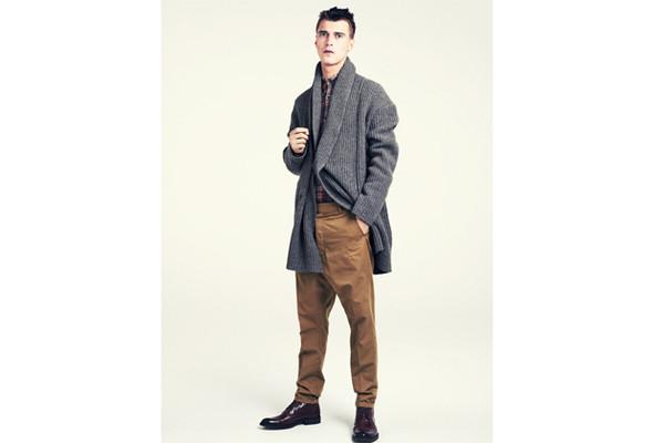 Изображение 10. Лукбук: H&M FW 2011 Menswear.. Изображение № 10.