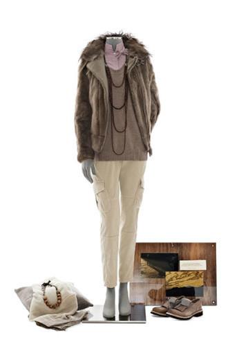 Brunello Cucinelli: лукбук осень-зима 2011/2012. Изображение № 61.