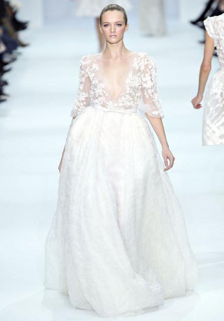 Elie Saab Spring 2012 Couture. Изображение № 3.