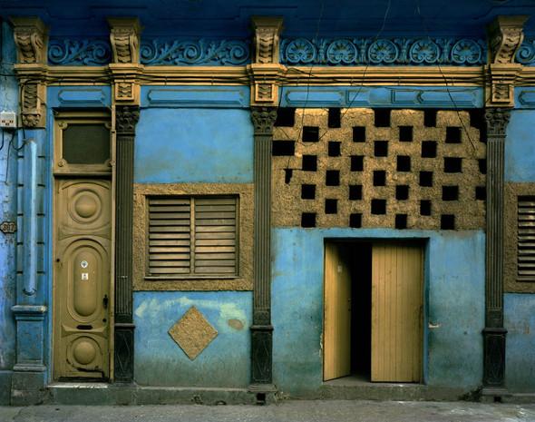 Изображение 10. Фасады Гаваны от Michael Eastman.. Изображение № 10.