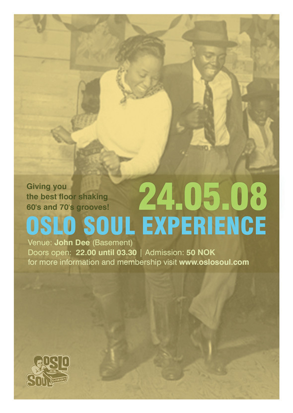 DJ BJOERN ESPEN (OSLO SOUL EXPERIENCE). Изображение № 15.