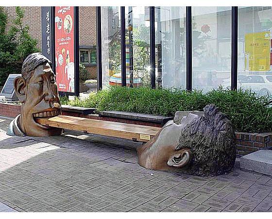 Гигантомания: 20 огромных скульптур современных художников. Изображение № 20.
