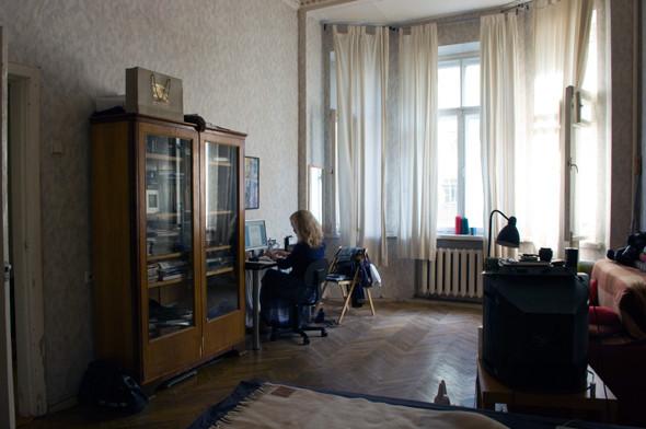Квартира N6: Ольга, редактор. Изображение № 4.