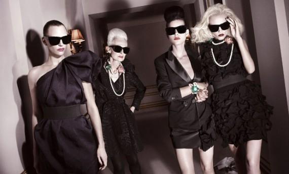 Изображение 1. Lanvin for H&M — первое фото.. Изображение № 1.