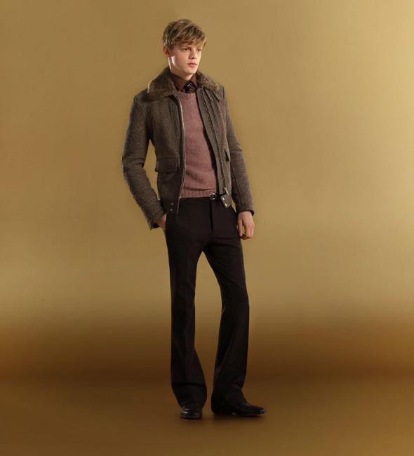 Лукбук: Gucci Fall 2011 Menswear. Изображение № 7.