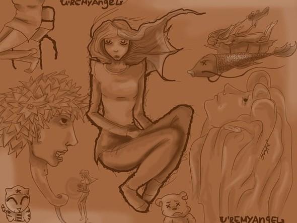 Несколько моих работ. Изображение № 3.