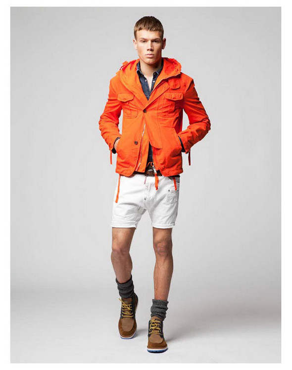 Dsquared2 Resort 2012 Lookbook. Изображение № 8.
