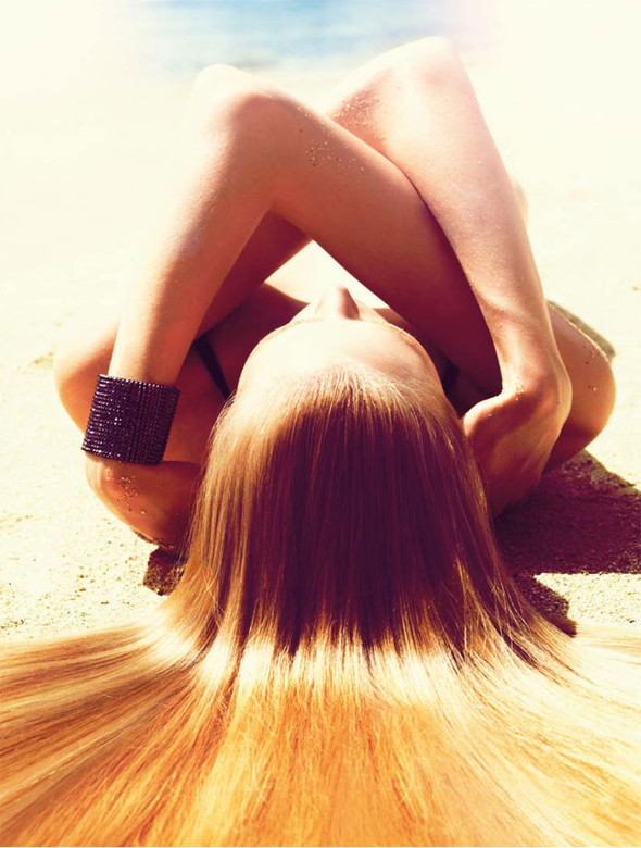 Life's a beach: Пляжные съемки. Изображение № 30.