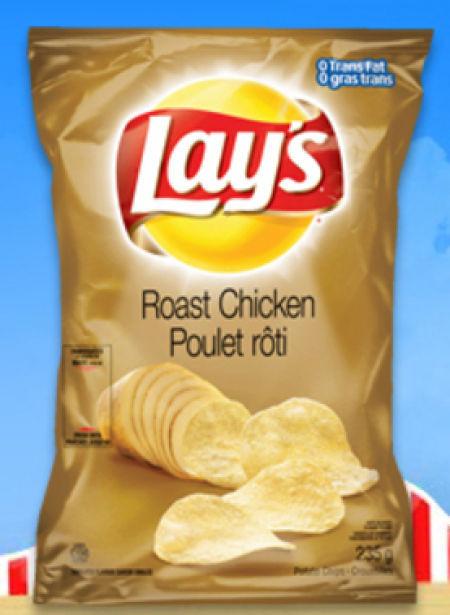 Несъедобное съедобно - какие бывают чипсы. Изображение № 14.