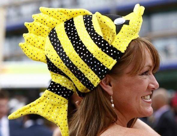 Самые необычные иизысканных шляпки Royal Ascot. Изображение № 27.