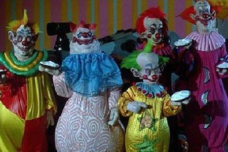 B-Movies: «Клоуны-убийцы из далёкого космоса». Изображение № 6.