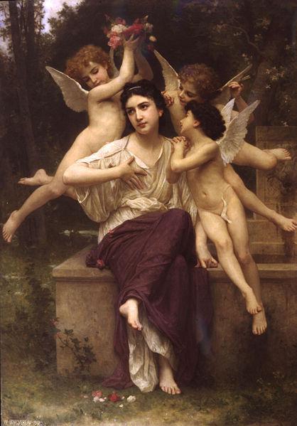 Французский живописец Адольф Вильям Бугро. Изображение № 3.