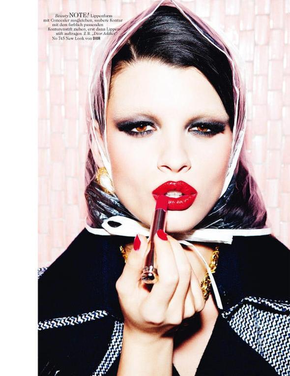 Изображение 21. Съёмки: i-D, Man About Town, Vogue и другие.. Изображение № 27.