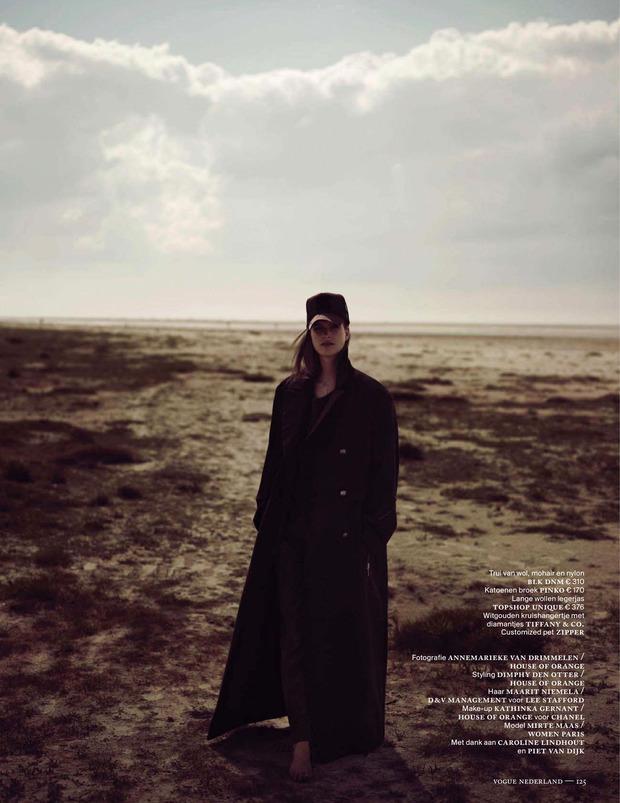 Вышли новые съемки из Bon, Flair, Vogue и других журналов. Изображение № 42.
