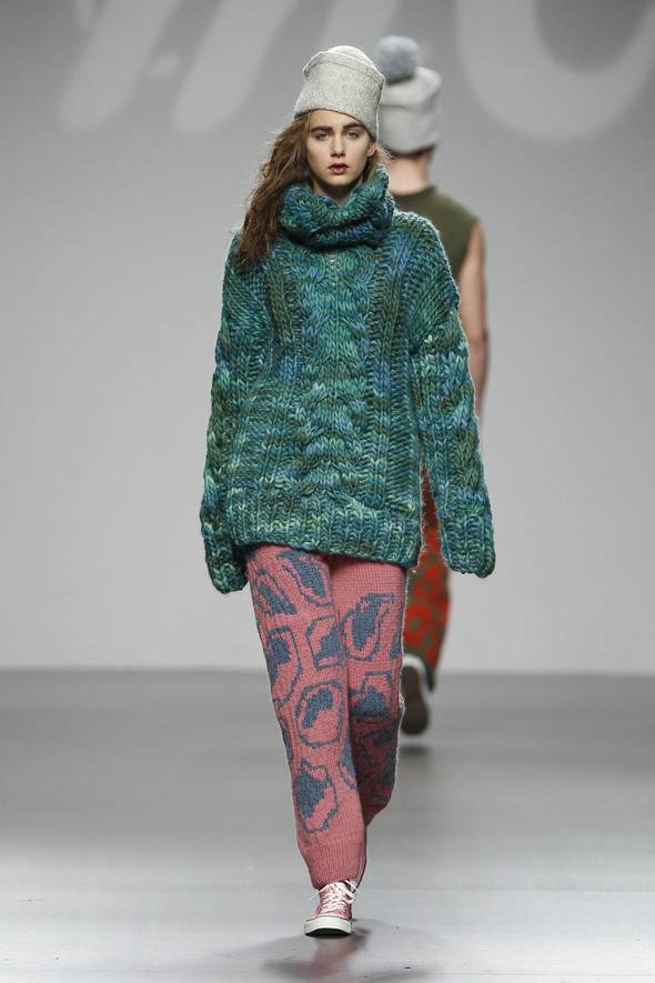 Madrid Fashion Week A/W 2012: Mercedes Castro. Изображение № 10.