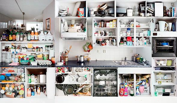 Кухонный вопрос: Гарнитуры и кухни в съемках Эрика Кляйна. Изображение № 6.
