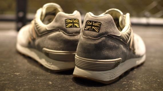 Вдохновляя поколение - олимпийская коллекция кроссовок New Balance . Изображение № 5.