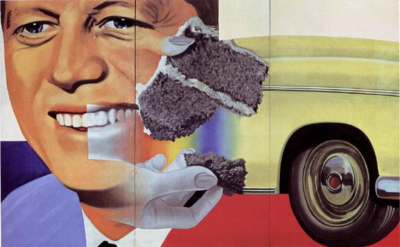Все на выборы! Политическая реклама разных лет. Изображение № 93.