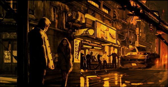 Режиссёр «Луны» планирует фильм встиле Blade Runner. Изображение № 1.