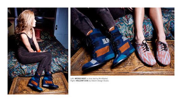Изображение 20. Лукбуки обуви: Jeffrey Campbell, Modern Vintage и Solestruck.. Изображение № 36.