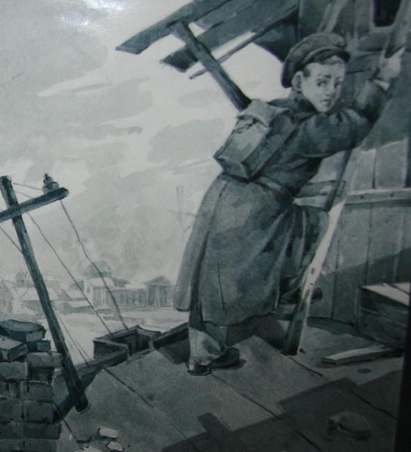ШТЕНБЕРГ - ТЕАТРАЛЬНЫЙ ХУДОЖНИК. Изображение № 7.