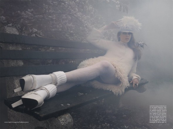Съёмка: Юлия Занер в объективе Сольве Сундсбо. Изображение № 3.