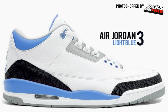 Расцветки Air Jordan, которые вы хотели бы видеть. Изображение № 15.