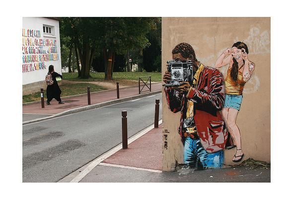 Изображение 53. Le стрит-арт.. Изображение № 66.