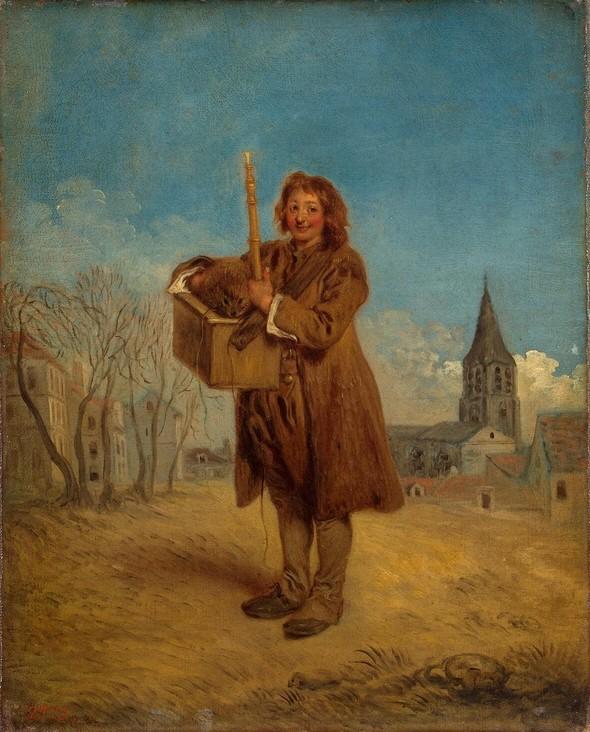 Музыка в живописи. Изображение № 4.